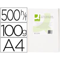 Q-CONNECT ULTRAWHITE A4 100G RAMETTE DE 500 FEUILLES