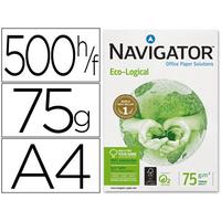 NAVIGATOR ECO-LOGICAL A4 75G RAMETTE DE 500 FEUILLES