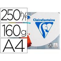 CLAIREFONTAINE DCP A4 160G RAMETTE DE 250 FEUILLES