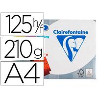CLAIREFONTAINE DCP A4 210G RAMETTE DE 125 FEUILLES