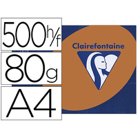 CLAIREFONTAINE TROPHÉE CARAMEL A4 80G