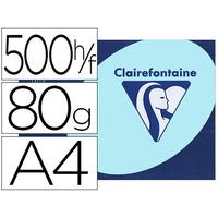 CLAIREFONTAINE TROPHÉE BLEU ALIZE A4 80G