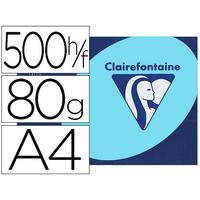 CLAIREFONTAINE TROPHÉE BLEU VIF A4 80G