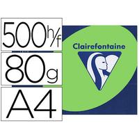 CLAIREFONTAINE TROPHÉE VERT GOLF A4 80G