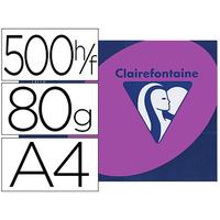 CLAIREFONTAINE TROPHÉE VIOLINE A4 80G
