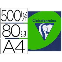 CLAIREFONTAINE TROPHÉE VERT MENTHE A4 80G