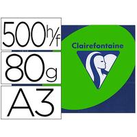 CLAIREFONTAINE TROPHÉE VERT MENTHE A3