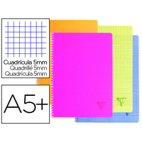 CLAIREFONTAINE LINICOLOR FRESH 5x5 17x22cm