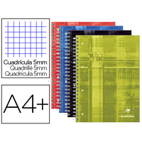 CLAIREFONTAINE BIND'O BLOCK 5x5 A4+