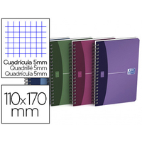 CLAIREFONTAINE URBAN MIX 5x5 110x170mm