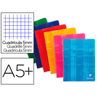CLAIREFONTAINE 17x22cm 5x5 96 PAGES