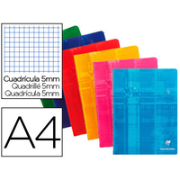 CLAIREFONTAINE 21x29,7cm 5x5 96 PAGES