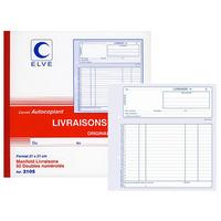 ELVE MANIFOLD LIVRAISONS 50 DUPLIS 210x210mm
