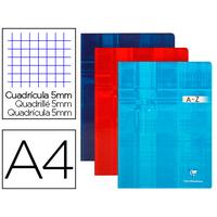 CLAIREFONTAINE RÉPERTOIRE 21x29,7cm 5x5 96 PAGES