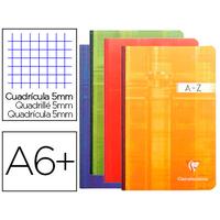 CLAIREFONTAINE RÉPERTOIRE 11x17cm 5x5 192 PAGES