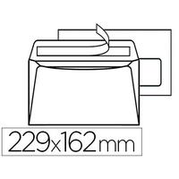 200 ENVELOPPES C5 90g ADHÉSIVES AVEC FENÊTRE 45x100mm