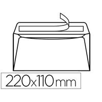 200 ENVELOPPES DL 100g ADHÉSIVES