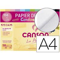 CANSON COLOR LINE PASTEL 12 FEUILLES A4 150g