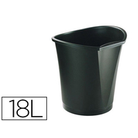 ESSELTE BASKO NOIR PVC