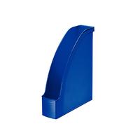 PORTE-REVUES PVC PLUS BLEU