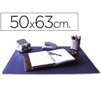 Q-CONNECT SOUS MAIN BLEU 50X63cm