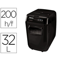 FELLOWES AUTOMAX 200C COUPES PARTICULES
