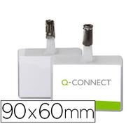 Q-CONNECT CLIP SECURISE 60x90mm