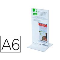 Q-CONNECT PORTE-VISUELS A6