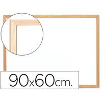 MELAMINÉ CADRE BOIS 90x60CM