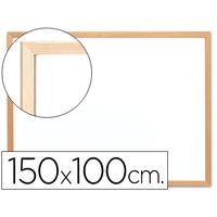 Q-CONNECT BLANC LAMINÉ 150x100cm