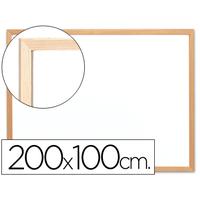 Q-CONNECT BLANC LAMINÉ 200x100cm