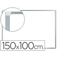 MAGNÉTIQUE LAQUÉ CADRE ALU 150x100CM
