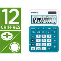 CASIO MS-20NC BLEU 12 CHIFFRES