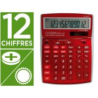 CITIZEN CCC-112 PREMIUM ROUGE 12 CHIFFRES