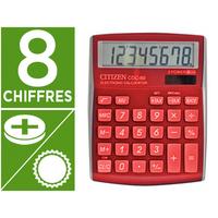 CITIZEN CDC-80 ROUGE 8 CHIFFRES