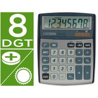 CITIZEN CDC-80 ARGENT 8 CHIFFRES
