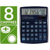 CITIZEN CDC-80 BLEU MÉTAL 8 CHIFFRES