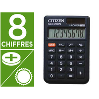 CITIZEN SLD-200N 8 CHIFFRES