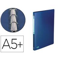 ELBA MEMPHIS A5+ BLEU ANNEAUX 15mm