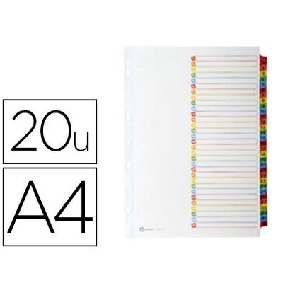 MYLAR A4 31 TOUCHES NUMÉRIQUE