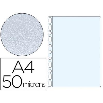 POCHETTES A4 60 MICRONS GRAINÉ PACK DE 10