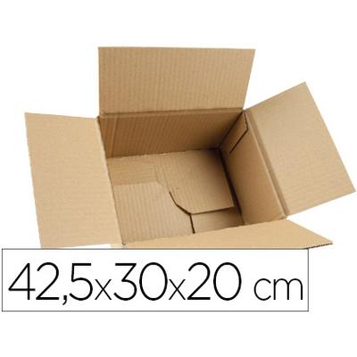 CARTON FOND AUTOMATIQUE 42.5X30X20CM