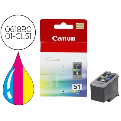 CANON CL51 MULTIPACK