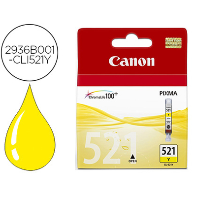 CANON CLI521Y