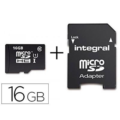 MICRO CARTE TYPE 10 SDHC 16GB