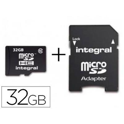 MICRO CARTE TYPE 10 SDHC 32GB