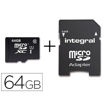 MICRO CARTE SDXC 64GB