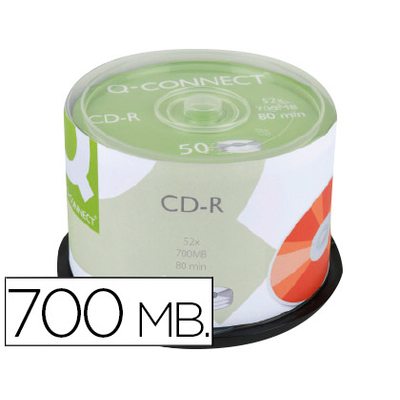 CD-R 700MB TOUR DE 50
