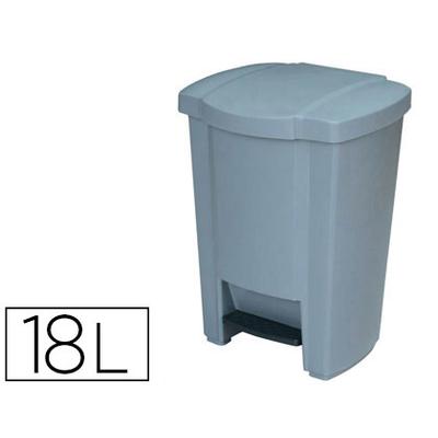 POUBELLE 18L PLASTIQUE