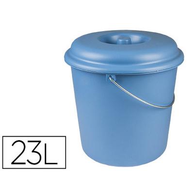 POUBELLE 23L EN PLASTIQUE